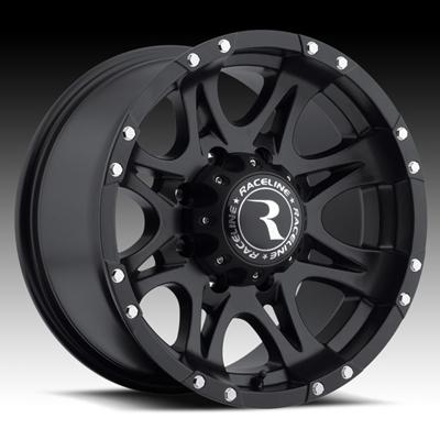 981 Raptor Black Tires